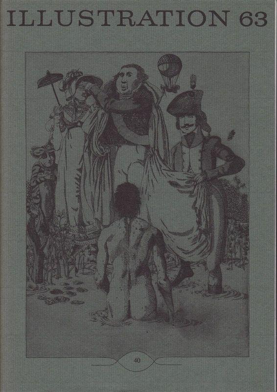 Curt Visel Illustration 63 - Zeitschrift für die Buchillustration - Heft 2 1997