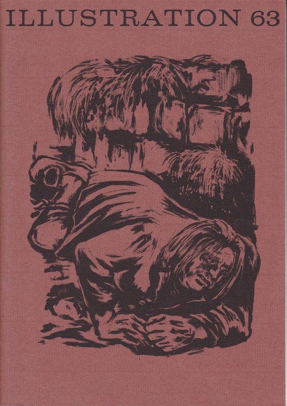 Curt Visel Illustration 63 - Zeitschrift für die Buchillustration - Heft 1 1991