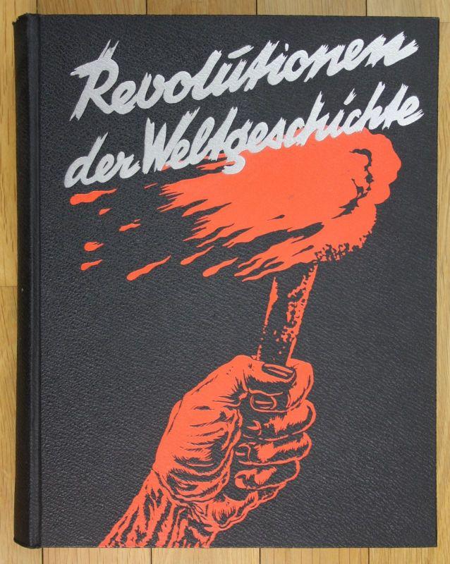 1933 Freikorps Revolution Wulf Bley Revolutionen der Weltgeschichte Bürgerkriege 0