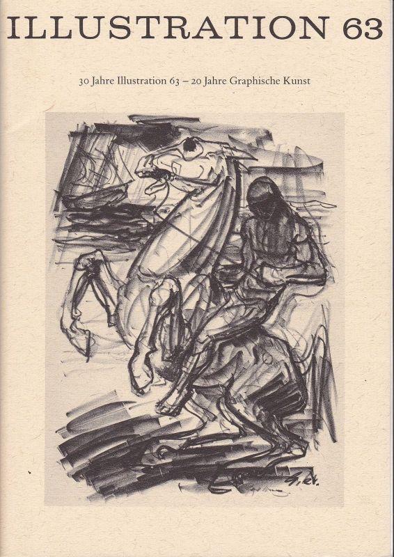 Curt Visel Illustration 63 Heft 4 / 1993 Festschrift Dreissigjährigen Bestehen