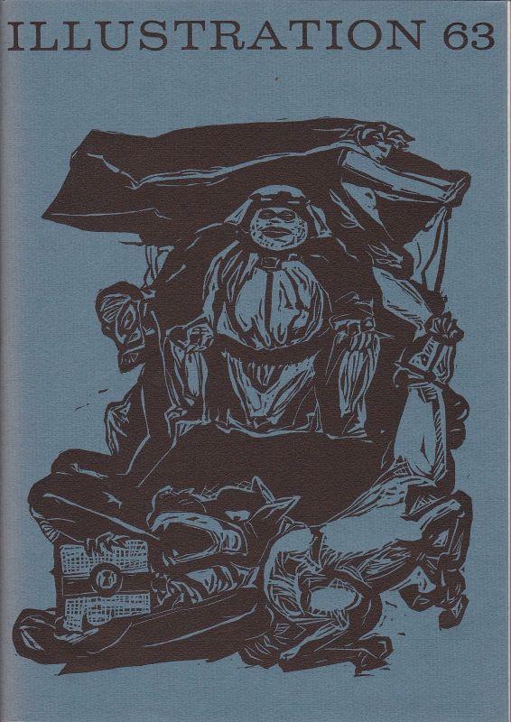 Curt Visel Illustration 63 - Zeitschrift für die Buchillustration - Heft 1 1971