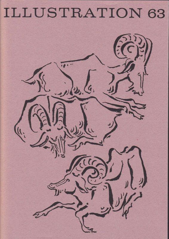 Curt Visel Illustration 63 - Zeitschrift für die Buchillustration - Heft 2 1970 0