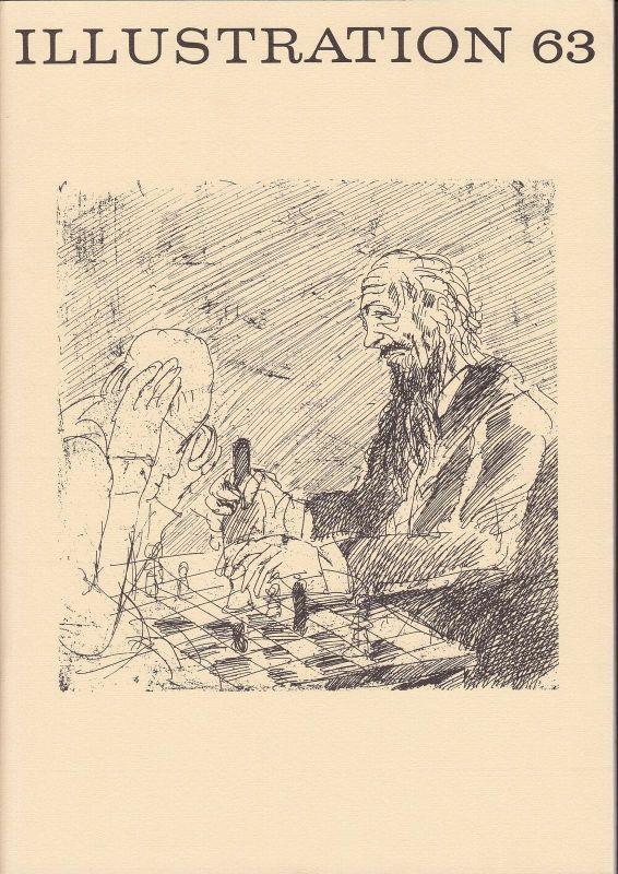 Curt Visel Illustration 63 - Zeitschrift für die Buchillustration - Heft 2 1999