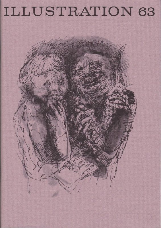 Curt Visel Illustration 63 - Zeitschrift für die Buchillustration - Heft 2 1998 0
