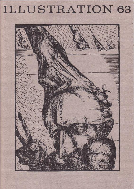 Curt Visel Illustration 63 - Zeitschrift für die Buchillustration - Heft 3 1986