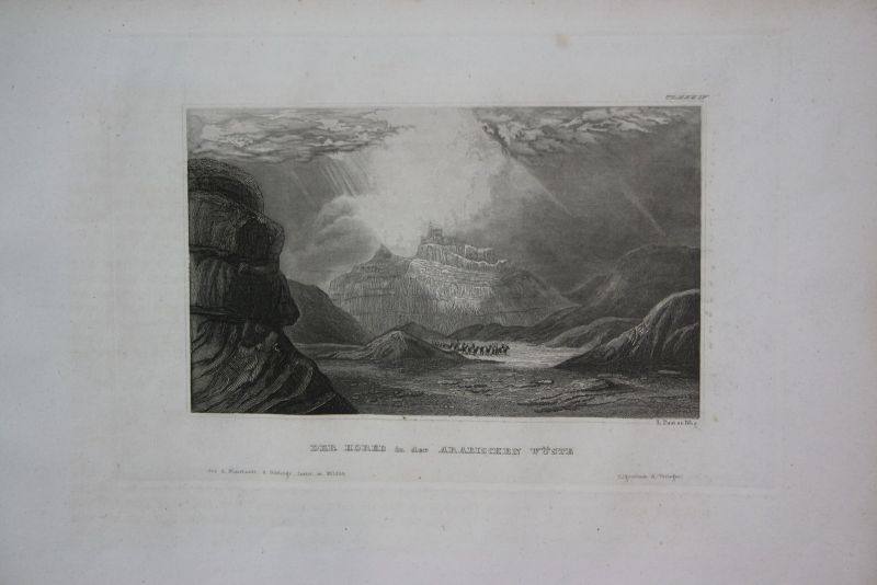 Mytilini Lesbos Griechenland Greece Ansicht view Stahlstich antique print 1850