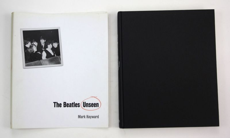 2005 Mark Hayward The Beatles Unseen. Foto photo Fotobuch