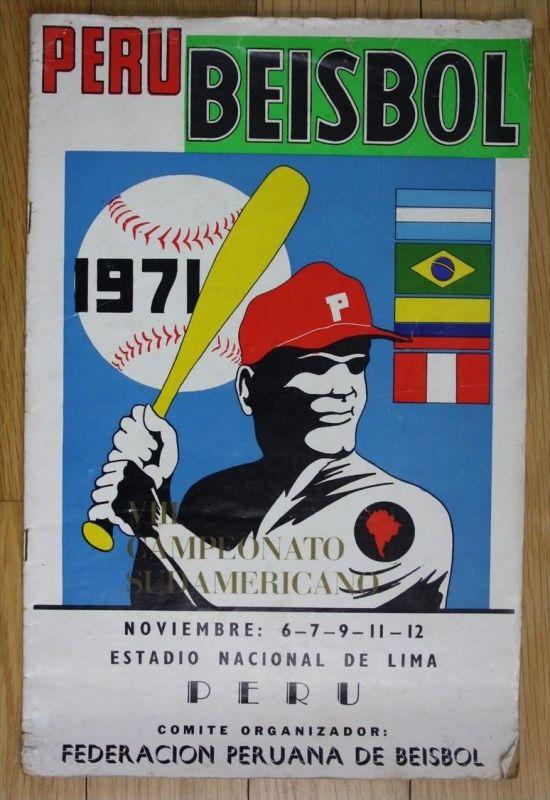 Peru Beisbol Baseball America Campeonato Brasil Ecuador Argentina