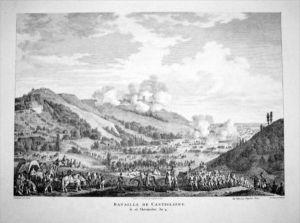 Castiglione d Stiviere Italia Napoleon Incisione