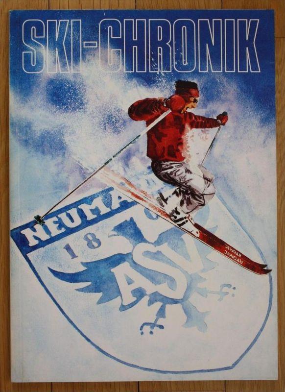 um 1990 Ski Chronik Neumarkt in der Oberpfalz ASV