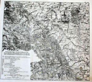 Schweidnitz Polen Schlesien Militär-Karte