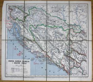 Dalmatien Zadar Croatia Reise Marie Therese Österreich Este Signatur Bayern