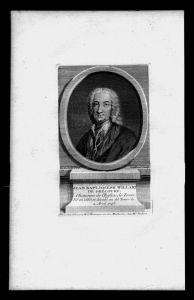 Jean Baptiste Willart de Grecourt Dichter France Kupferstich Portrait
