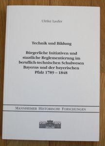 - Laufer - Technik und Bildung Bayern Schulwesen Initiative Reglementierung