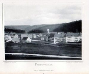 Friedenweiler Titisee Schwarzwald Photographie