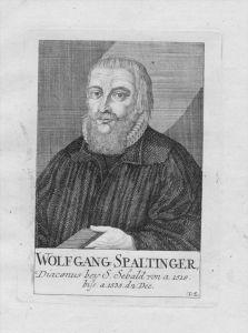 h. Wolfgang Spaltinger Theologe St. Sebald Sebalduskirche Nürnberg Portrait