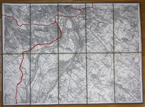 Budapest Erd Ocsa Taksony Dunavarsany Majoshaza Ungarn Hungary Karte map
