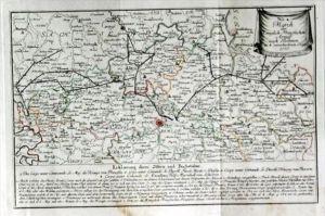 Bohemia Böhmen Tschechien Crech Rep Kupferstich