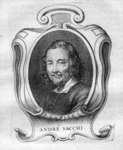 Andrea Sacchi Italien Italia Portrait