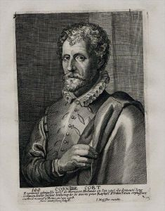 Cornelis Cort engraver Kupferstecher Kupferstich Portrait engraving