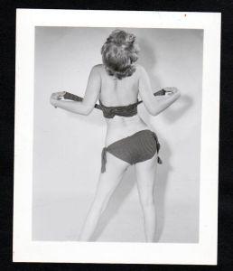 Unterwäsche lingerie Erotik Bikini vintage Dessous pin up Foto photo