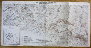 Obstanser See Umgebung Österreich Italien Helmhütte Karte Landkarte