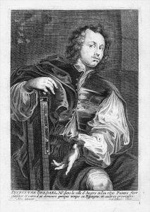 Pieter van Bredael painter Kupferstich Portrait engraving