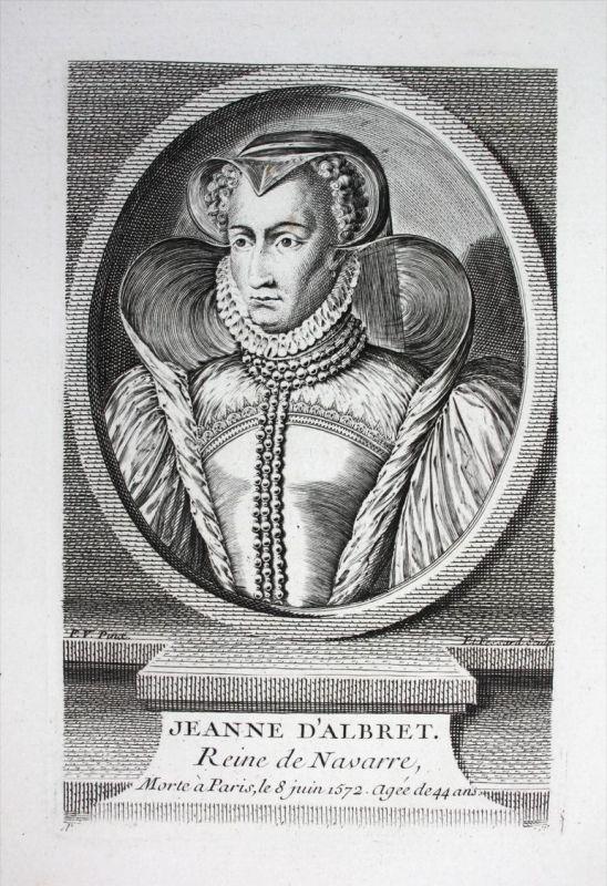 Jeanne D'Albert