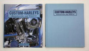 Custom-Harleys. Kunstwerke auf Rädern.