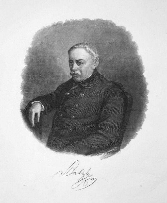 Thomas Carlyle - Thomas Carlyle Schottland Scotland Portrait gravure Stahlstich engraving