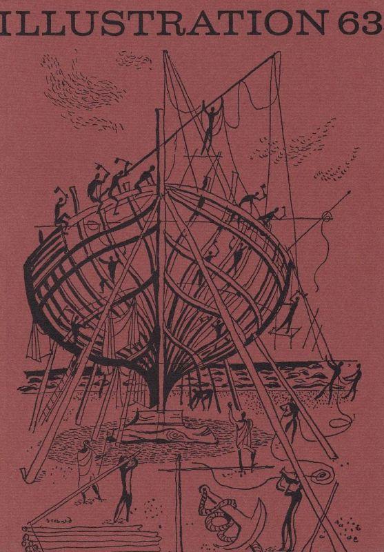 Illustration 63 - Zeitschrift für die Buchillustration - Heft 4 / 1964