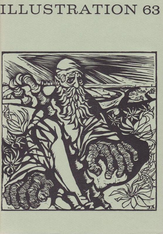 Illustration 63 - Zeitschrift für die Buchillustration - Heft 3 / 1969