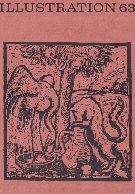 Illustration 63 - Zeitschrift für die Buchillustration - Heft 1 / 1968