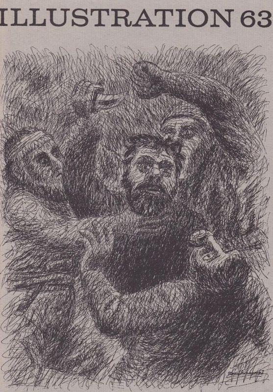 Illustration 63 - Zeitschrift für die Buchillustration - Heft 2 / 1967