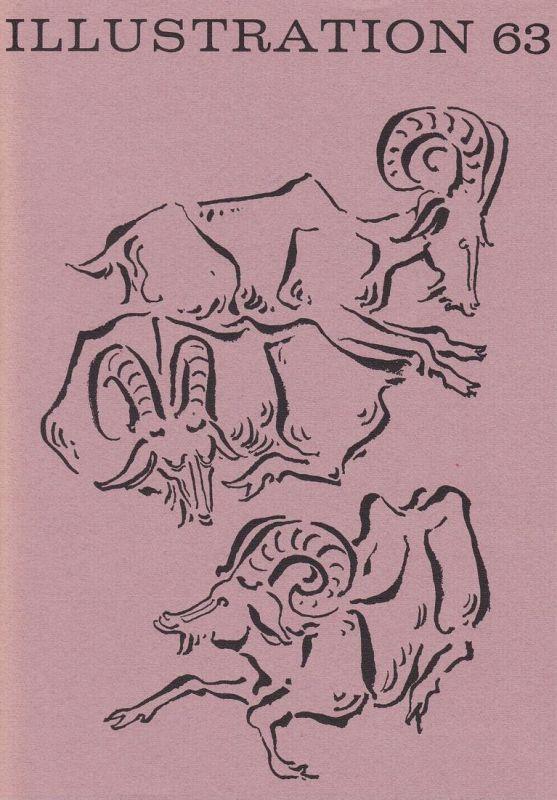 Illustration 63 - Zeitschrift für die Buchillustration - Heft 2 / 1970