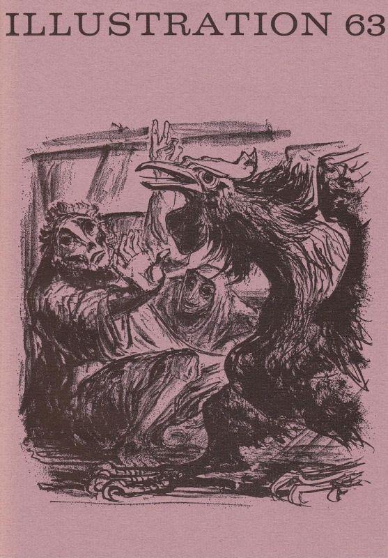 Illustration 63 - Zeitschrift für die Buchillustration - Heft 1 / 1970