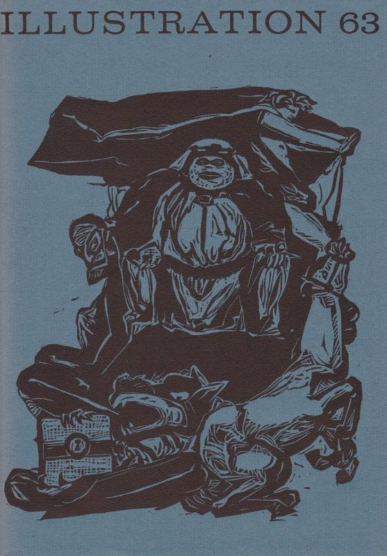 Illustration 63 - Zeitschrift für die Buchillustration - Heft 1 / 1971