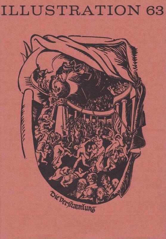 Illustration 63 - Zeitschrift für die Buchillustration - Heft 3 / 1987
