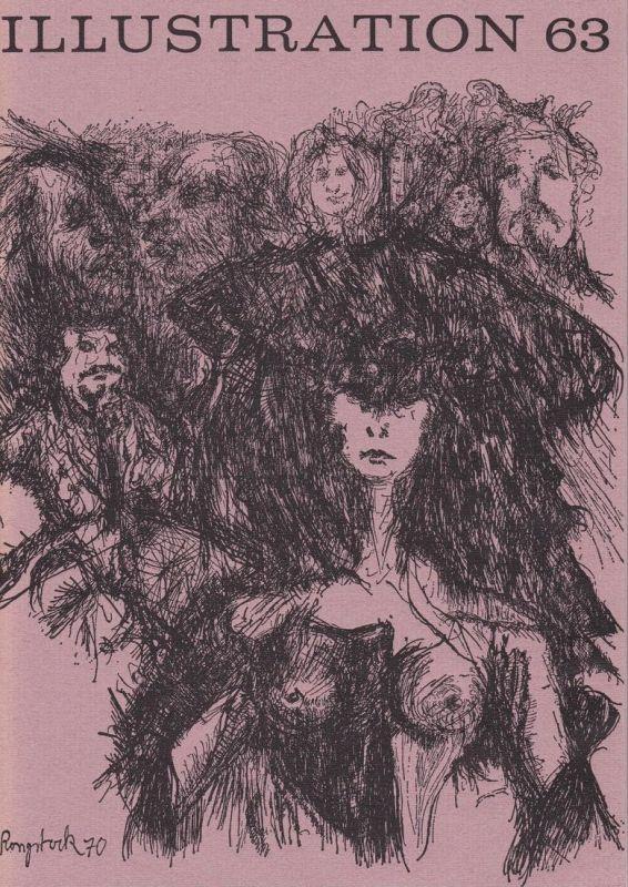 Illustration 63 - Zeitschrift für die Buchillustration - Heft 3 / 1970