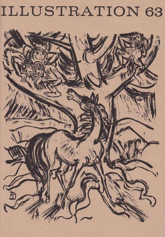 Illustration 63 - Zeitschrift für die Buchillustration - Heft 1 / 1976