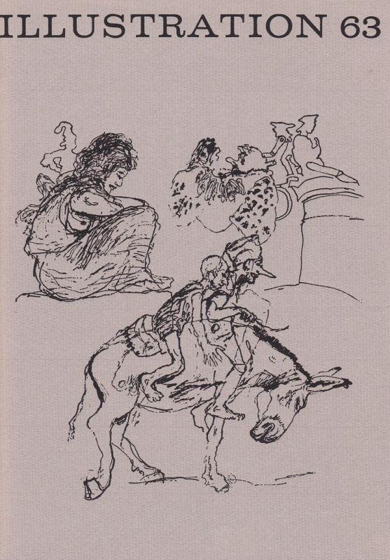Illustration 63 - Zeitschrift für die Buchillustration - Heft 2 / 1977