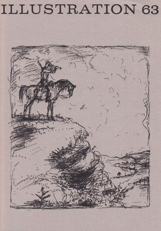 Illustration 63 - Zeitschrift für die Buchillustration - Heft 3 / 1977