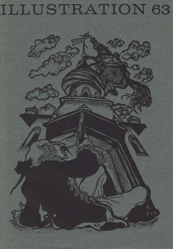 Illustration 63 - Zeitschrift für die Buchillustration - Heft 3 / 1979