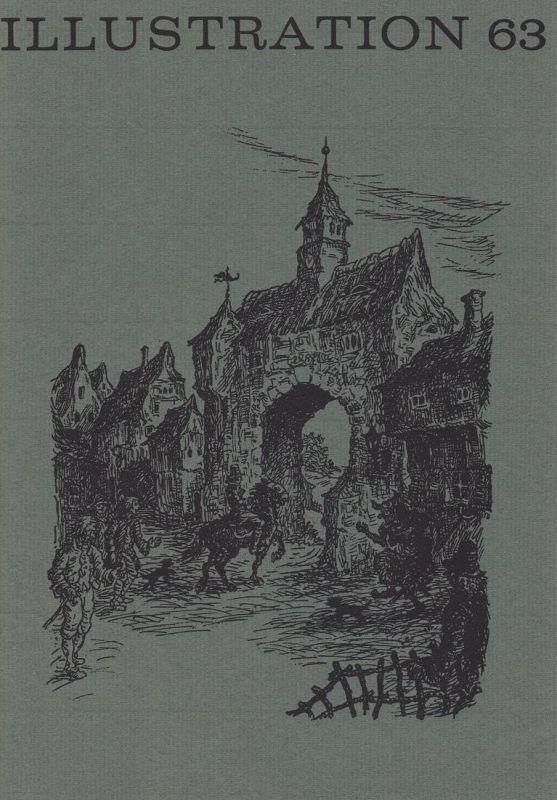 Illustration 63 - Zeitschrift für die Buchillustration - Heft 1 / 1979