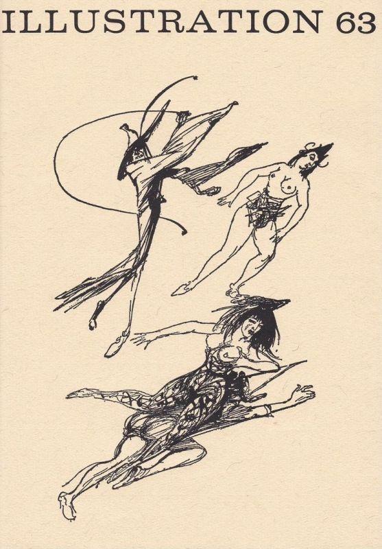 Illustration 63 - Zeitschrift für die Buchillustration - Heft 1 / 1981