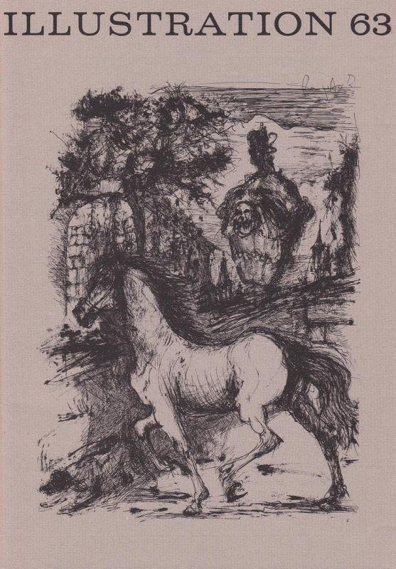 Illustration 63 - Zeitschrift für die Buchillustration - Heft 1 / 1986