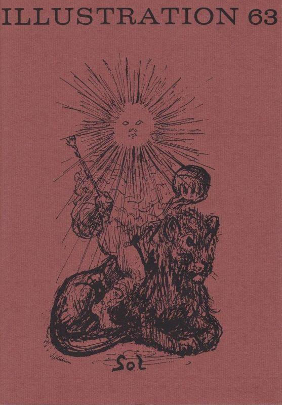 Illustration 63 - Zeitschrift für die Buchillustration - Heft 2 / 1982
