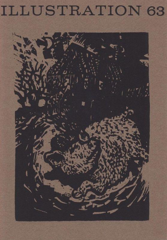 Illustration 63 - Zeitschrift für die Buchillustration - Heft 1 / 1984