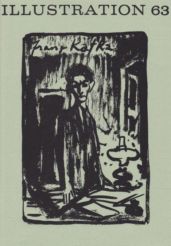 Illustration 63 - Zeitschrift für die Buchillustration - Heft 2 / 1983