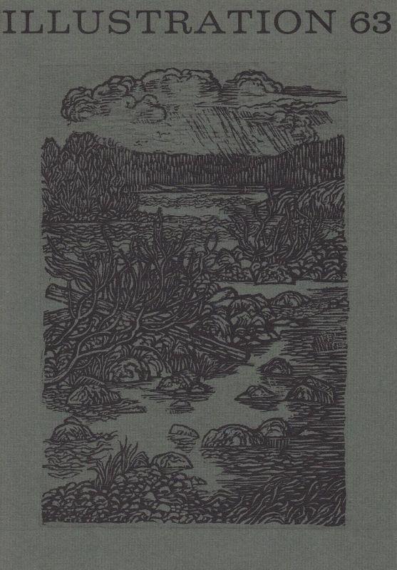 Illustration 63 - Zeitschrift für die Buchillustration - Heft 1 / 1988